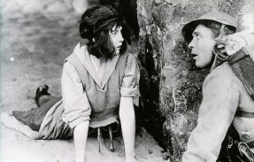 Dorothy Gish in The Hearts of The World