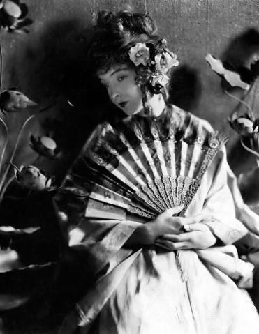 Lillian Gish Promotional - Broken Blossoms, Full Frame - James Abbe 1919 c