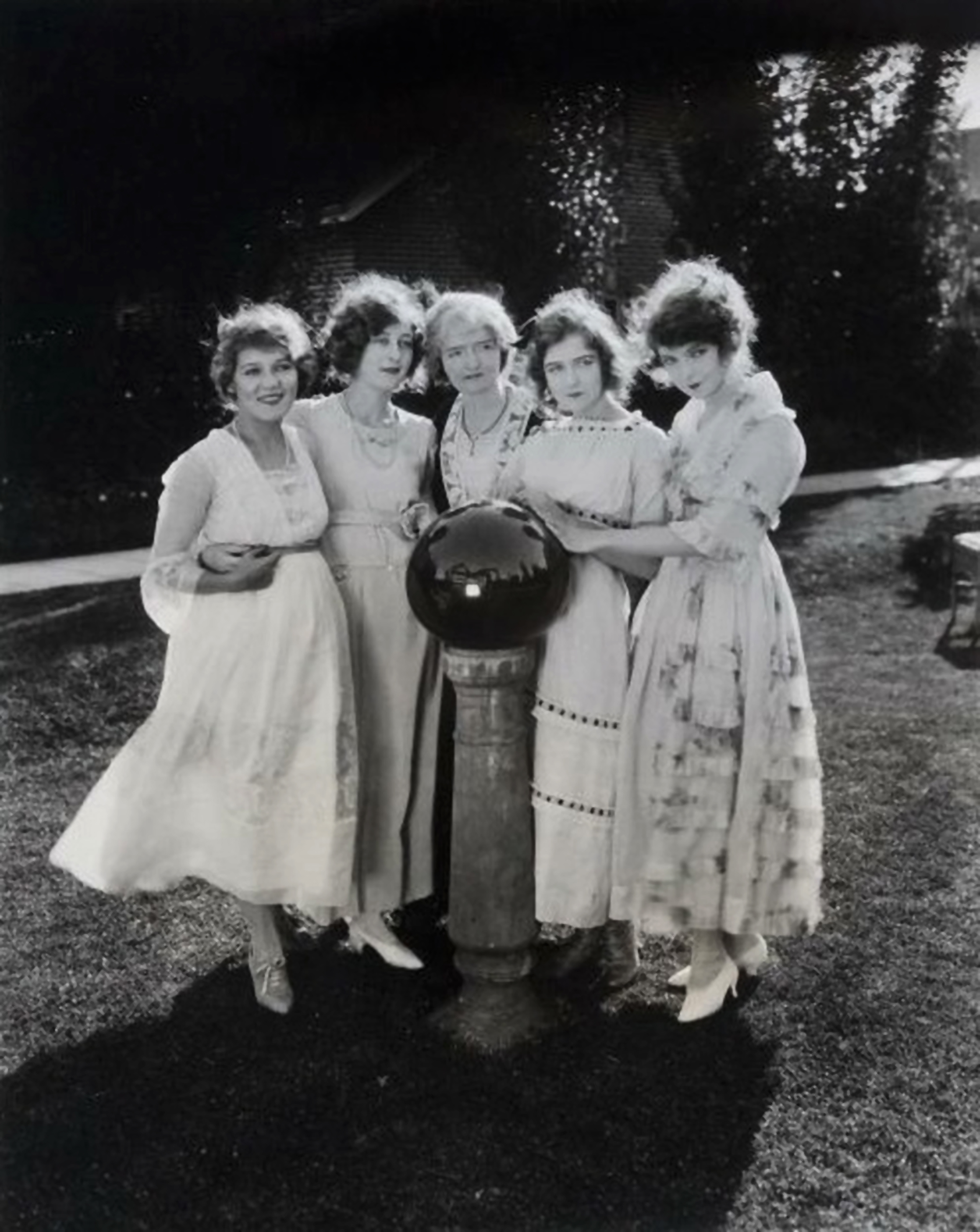 Friends Tried and True (Lillian, Dorothy, Mary and Mildred) By M. Lewis Russel