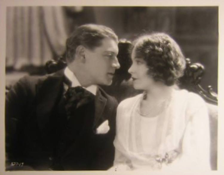 the enemy 1927 - ralph forbes - carl behrend and lillian gish - pauli arndt