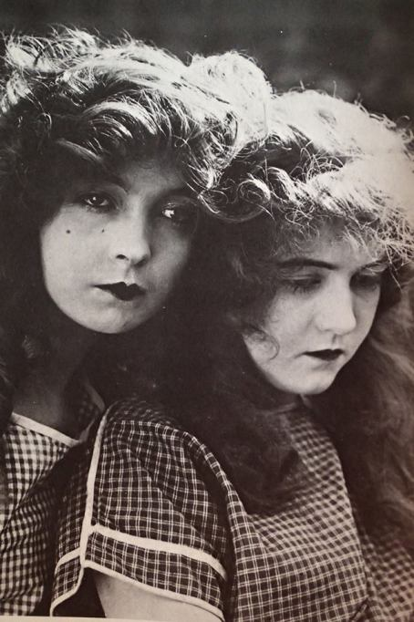 the sisters - 1914 — with dorothy gish. 4