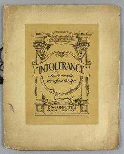 Intolerance Original Program 2