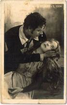 John Gilbert and Lillian Gish (La Boheme)3
