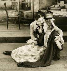 Roy D'Arcy and Lillian Gish (La Boheme)