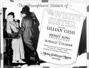 White Sister Lobby Card (Inspiration Pictures)