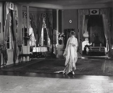 """Way Down East"" - Lillian Gish - Bridal Suite"