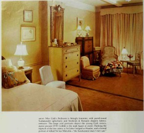 Lillian Gish NY Apart Architectural Digest 2