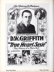 Paramount and Artcraft Press Books (May 1919) True Heart Susie 2