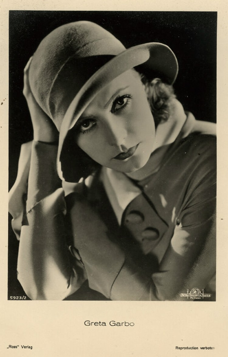Greta Garbo Ross Verlag Germany