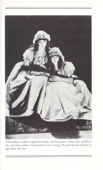 Twinkle, twinkle, little star : Lillian and Dorothy Gish (Orphans)
