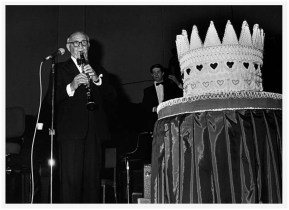 Benny Goodman - 1982 Kennedy Center