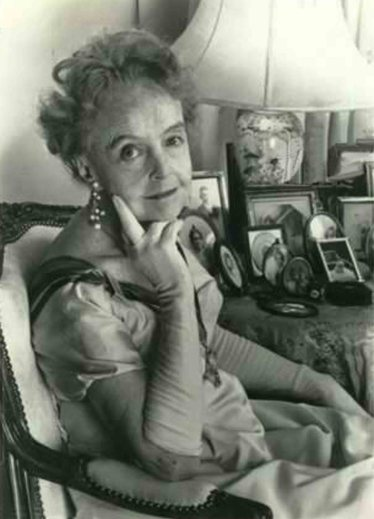 Lillian Gish in 1982 NY Apartment