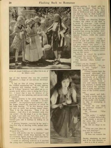 Back to Romance - Picture-Play Magazine 4 (Nov 1921)