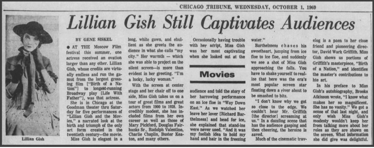 Chicago Tribune (Chicago, Illinois) 01 Oct 1969, Wed Page 51 - N