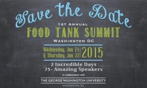 "Food Tank ""Think Tank"""