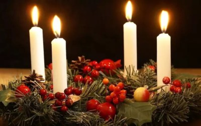 The Spiritual Lessons of the Advent Wreath