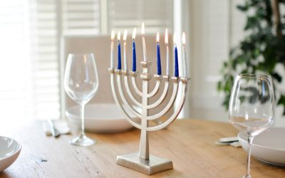 Hanukkah's Festival of Lights and Rededication Brings Light to the World