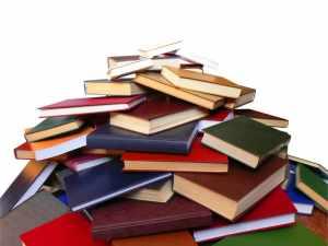 Books dumped in greater heap