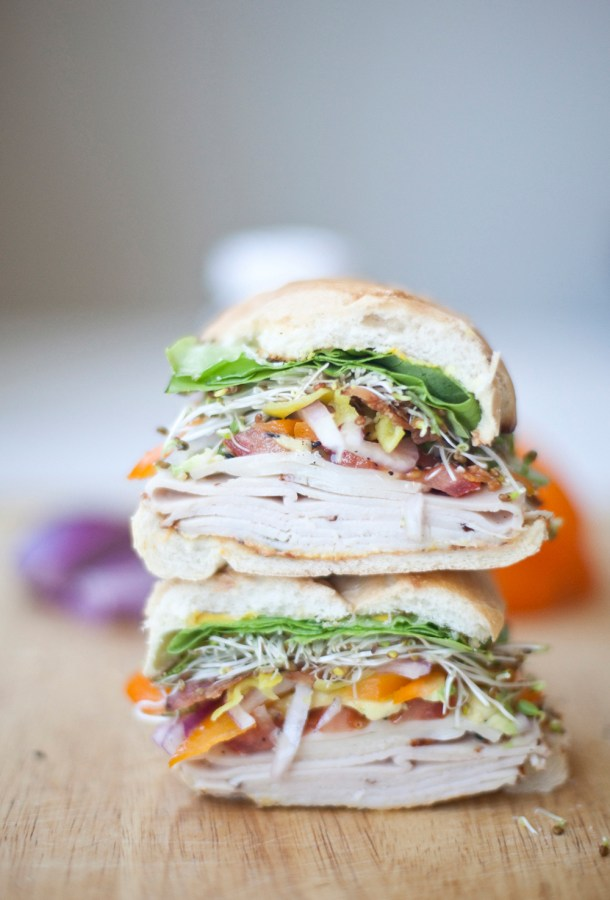 Every Day Macro-Friendly Giant Turkey Sub