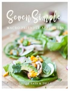 Macro Friendly Appetizer eBook