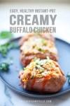 Try my creamy buffalo chicken baked sweet potato. www.lillieeatsandtells.com