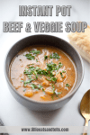 Try this healthy, high protein soup. www.lillieeatsandtells.com
