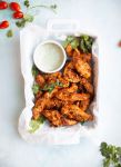 This cilantro lime chicken is the perfect mix of smoky and spicy. www.lillieeatsandtells.com