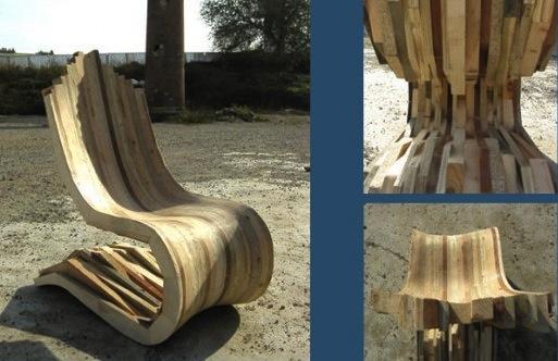 Upcycling-Möbel-Design: Die schönsten DIY-Kunst-Ideen aus Lilli