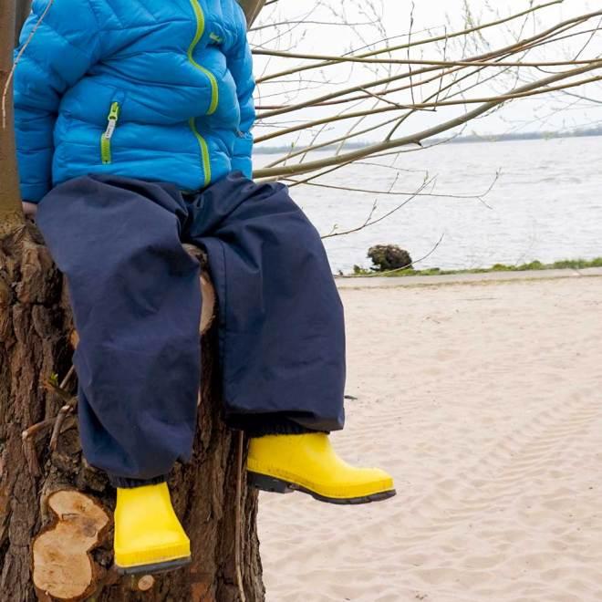 Regenkleidung für Kinder / Lilli & Luke