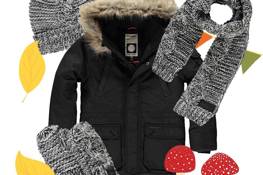 Winter & Denim Mode für KInder / Lilli & Luke