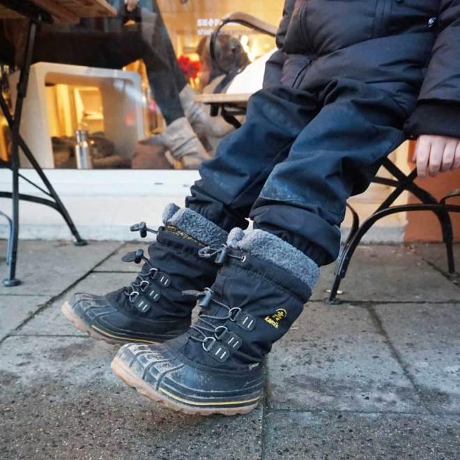 Outdoor Kinderkleidung / Lilli & Luke