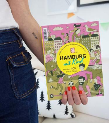 Hamburg mit Kind / Lilli & Luke