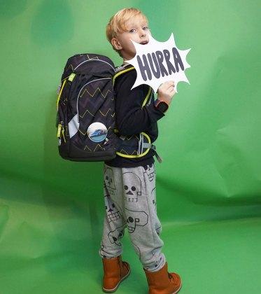 Schulranzen für Schulanfänger / Lilli & Luke