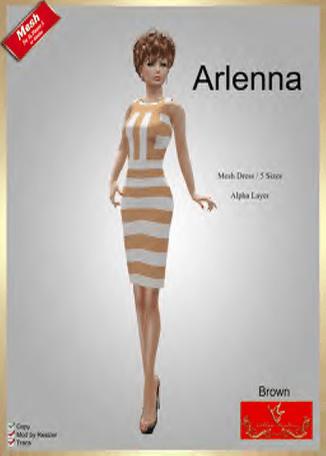 [55] Arlenna - BrownPIC