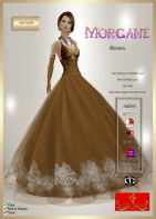 [LD] Morgane (Updated) - Brown xs