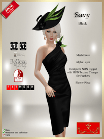 [LD] Savy - Black xs