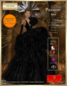 [SD 79] Passion - Black (Updated)PIC