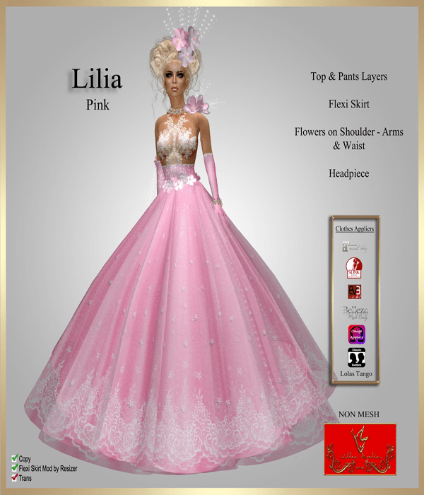 [SD] Lilia - Pink (Updated)PIC