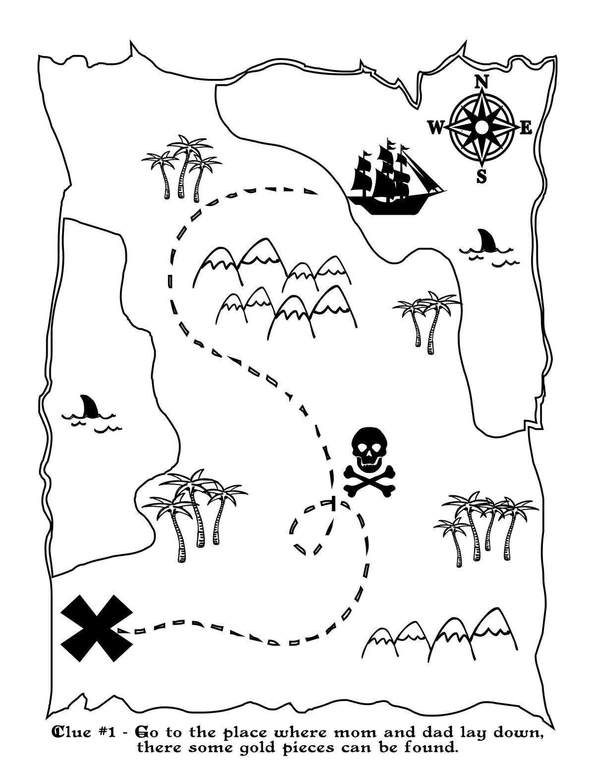 Maps To Print Free