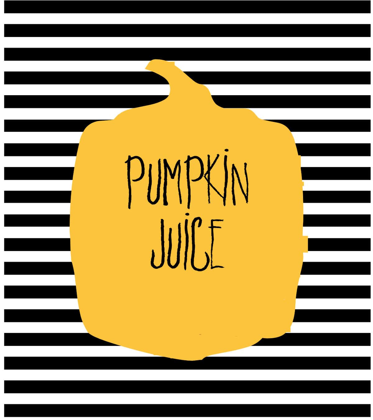Free Halloween Soda Pop Labels