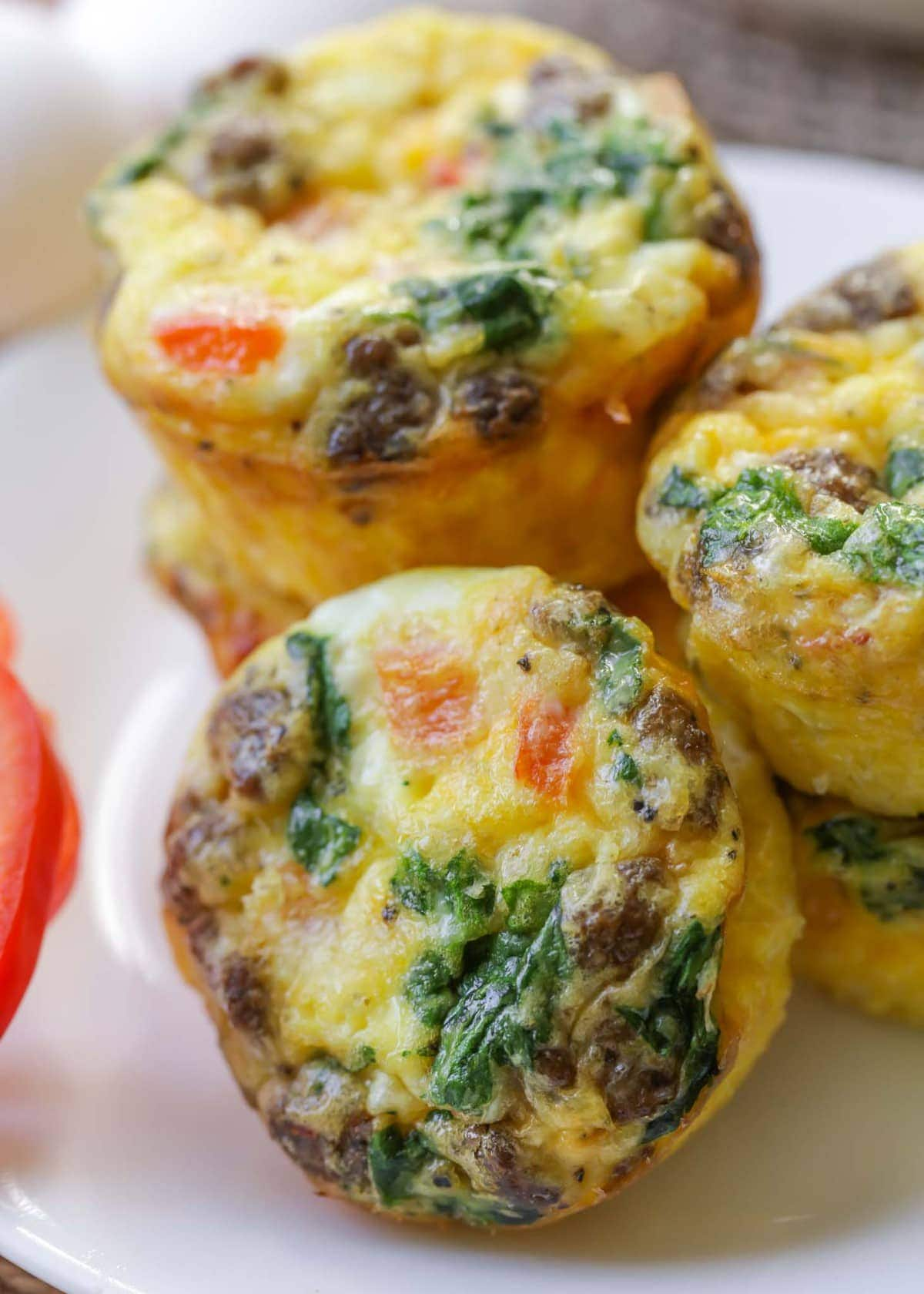 High Protein Egg Muffins