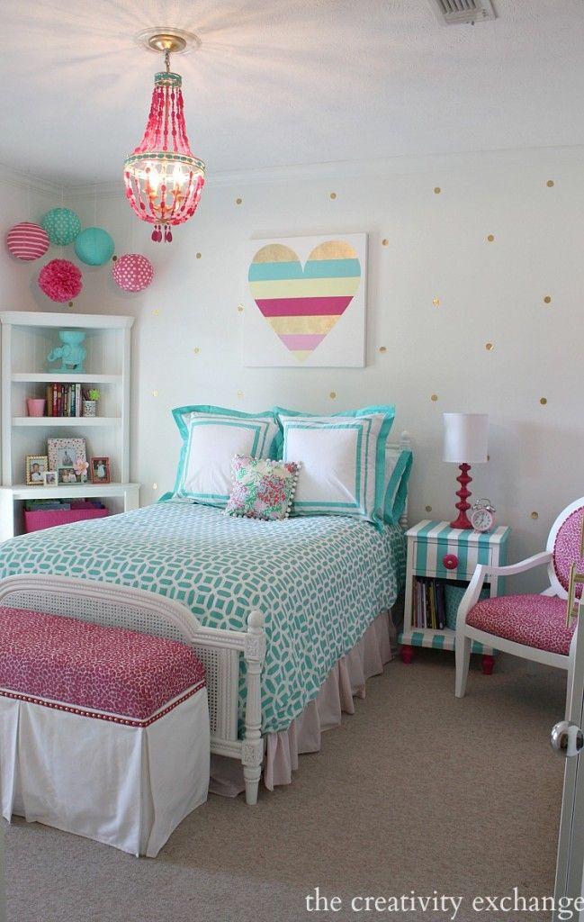 Girls Room Inspiration on Girls Room Decoration  id=67804