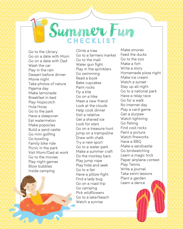20 Kids Activities