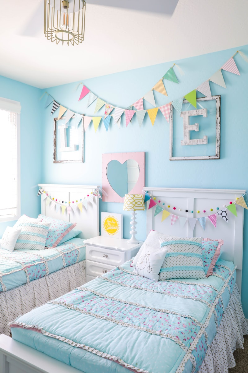 Decorating Ideas for Kids' Rooms on Girls Room Decorations  id=79923