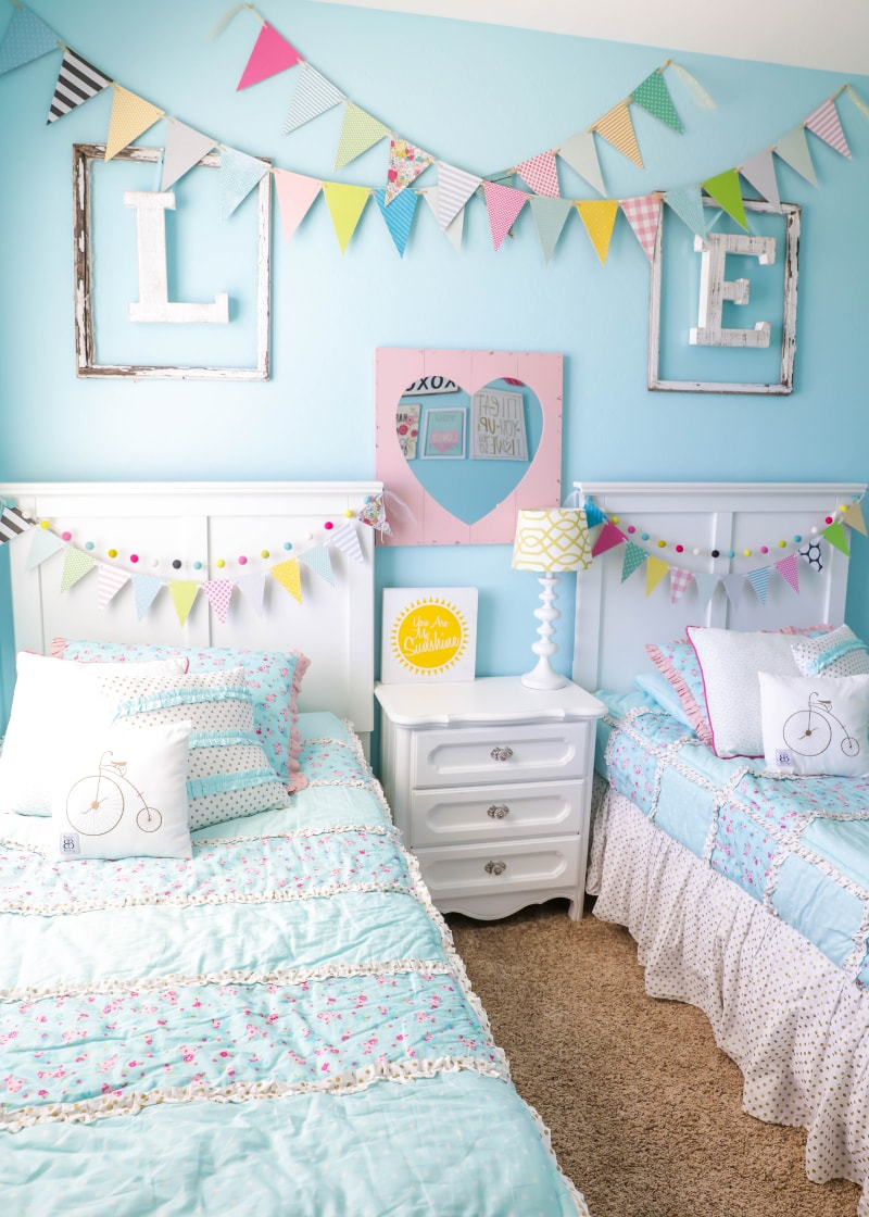 Decorating Ideas for Kids' Rooms on Room Decoration Girl  id=77945