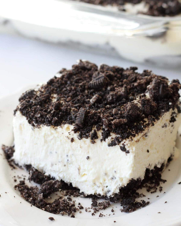Oreo Dirt Cake Recipe Video Lil Luna