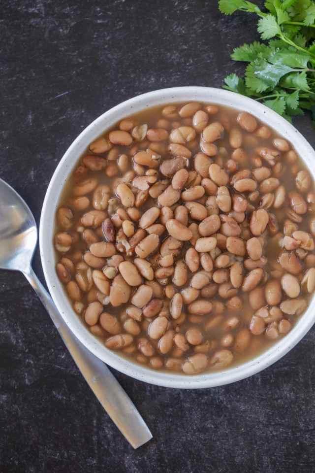 Pinto Beans Crock Pot Recipe