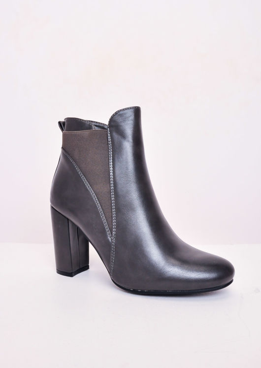 3 Heel Boots Chelsea Inch Ankle