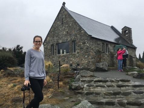 Tekapo Church of the Good Shepherd