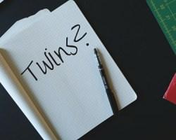 Twins - week 26 - the bump diaries (2)